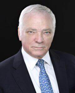 Berel Rodal Official Portrait
